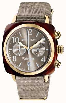 Briston Clubmaster classique | chronographe | 19140.PYA.T.30.NT