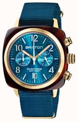 Briston Clubmaster classique | chronographe | 19140.PYA.T.31.NBD