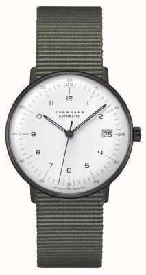 Junghans Bracelet textile automatique Max Bill Kleine 027/4005.04