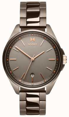 MVMT | coronada pour femmes | bracelet gris plaqué ion | cadran gris 28000003-D
