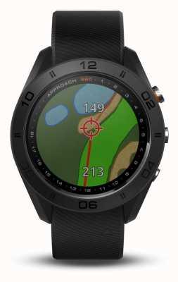 Garmin Approach s60 | noir avec bracelet noir 010-01702-00