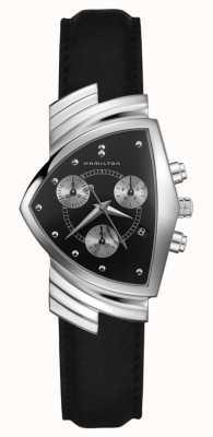 Hamilton Hommes   ventura   chrono   quartz H24412732