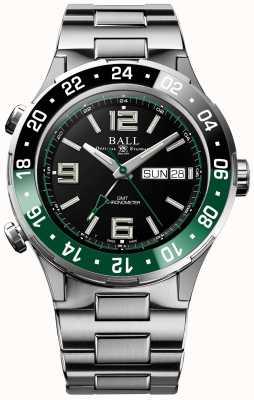 Ball Watch Company Edition limitée Roadmaster Marine GMT DG3030B-S2C-BK