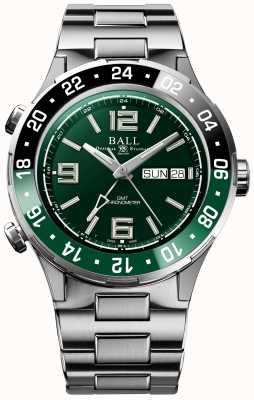 Ball Watch Company Edition limitée Roadmaster Marine GMT DG3030B-S2C-GR