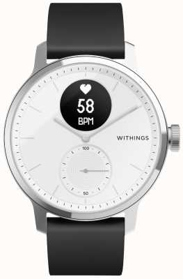 Withings Scanwatch 42mm - blanc HWA09-MODEL 3-ALL-INT