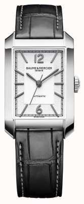 Baume & Mercier Gents hampton | automatique | cadran argent opalin | M0A10522