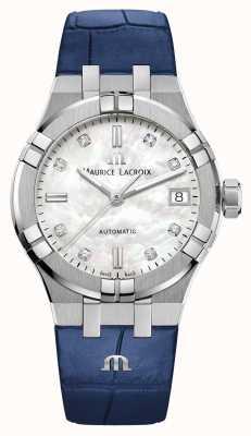 Maurice Lacroix Aikon | automatique | bracelet en caoutchouc AI6006-SS001-170-2