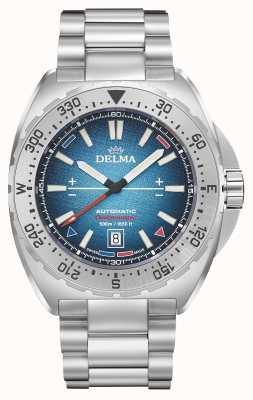 Delma Oceanmaster antarctica édition limitée | acier inoxydable 41701.670.6.049