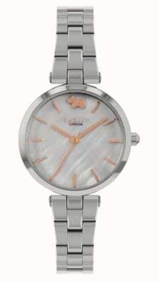 Radley Vue ouest | bracelet en acier inoxydable | cadran argenté RY4509