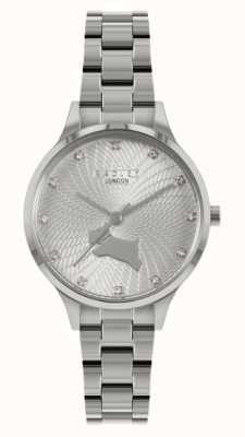 Radley Façon Wilton | bracelet en acier inoxydable | cadran argenté RY4517