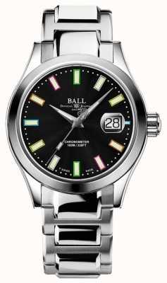 Ball Watch Company Édition bienveillante   ingénieur iii auto   édition limitée   cadran noir   multi NM2026C-S28C-BK