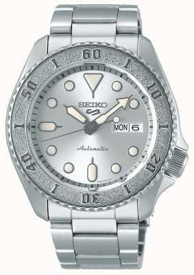 Seiko Hommes | automatique | argent | sports | bracelet SRPE71K1
