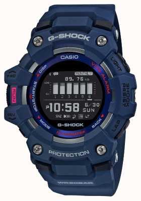 Casio G-shock | g-squad | steptracker | bluetooth | bleu GBD-100-2ER