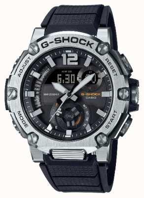 Casio | g-shock | acier inoxydable | garde de noyau de carbone | bluetooth | solaire | GST-B300S-1AER