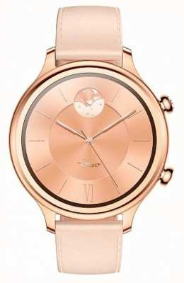 TicWatch Montre intelligente C2 + en or rose 139866-WG12056