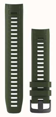 Garmin Bracelet de montre Instinct vert mousse 010-12854-16
