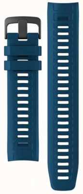 Garmin Bracelet silicone bleu marée Instinct 010-12854-26