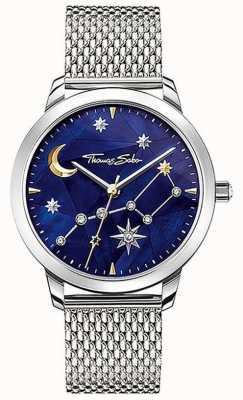 Thomas Sabo | femmes | esprit cosmo ciel étoilé | bracelet en maille d'acier | SET_WA0372-217-209-33