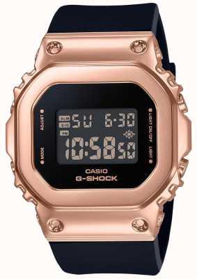 Casio Montre compacte en or rose G-Shock GM-S5600PG-1ER