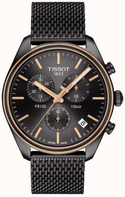 Tissot Chronographe homme T Classic PR 100 T1014172306100