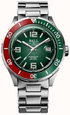 Ball Watch Company Roadmaster m   archange   édition limitée   chronomètre DM3130B-S7CJ-BK