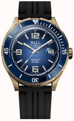 Ball Watch Company Roadmaster m   bronze archange   édition limitée   DD3072B-P1CJ-BE