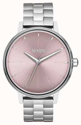 Nixon Kensington | argenté / lavande pâle | cadran en acier inoxydable A099-2878-00