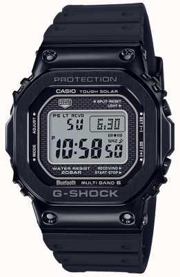 Casio Lunette IP noire avec bracelet en résine G-Shock GMW-B5000G-1ER