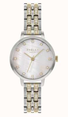 Radley | femmes | bracelet en acier bicolore | cadran blanc | RY4559