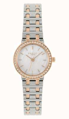 Radley | femmes | bracelet en acier bicolore | cadran en nacre | RY4565