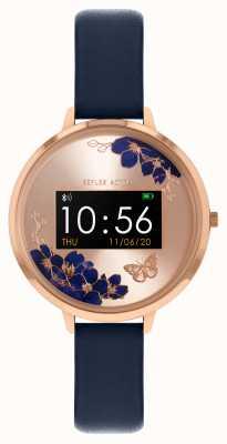 Reflex Active Montre intelligente série 3 | bracelet bleu RA03-2042