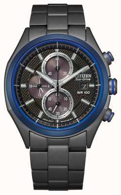 Citizen Bracelet Eco-Drive pour homme WR100 CA0438-52E