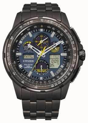 Citizen Homme Eco-Drive Promaster Skyhawk Blue Angels JY8097-58L