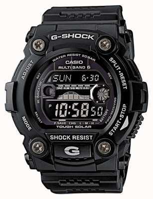 Casio Alarme G-shock G-Rescue contrôlée par radio GW-7900B-1ER
