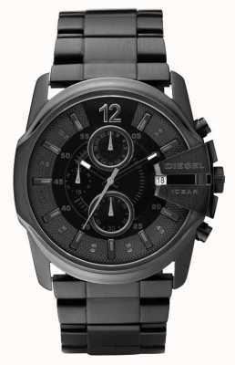 Diesel Gents tous chronographe noir DZ4180