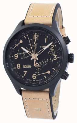 Montre Timex IQ T Série Fly-Back chrono T2N700
